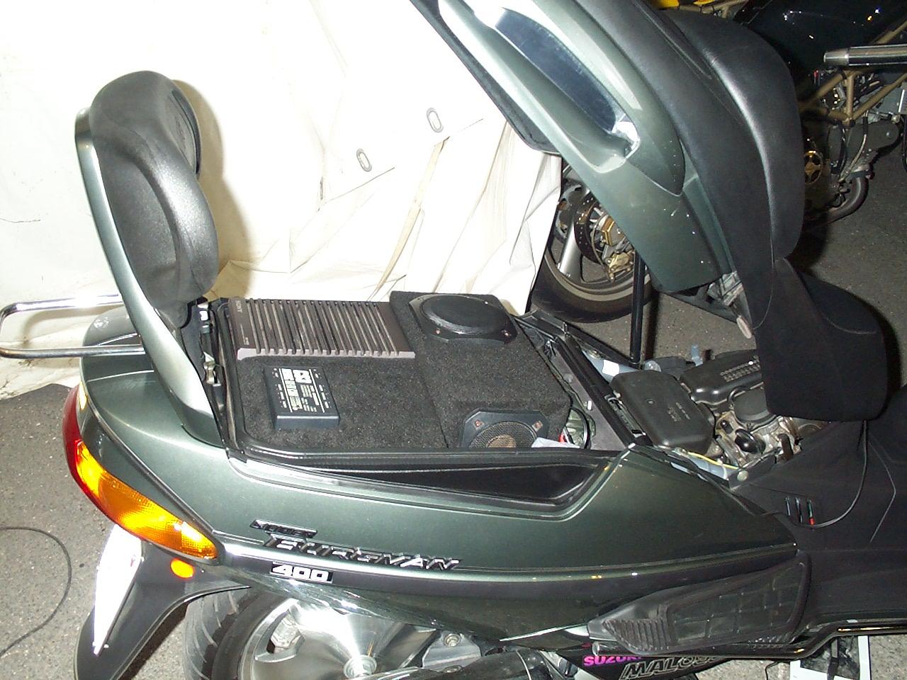 Schema Elettrico Burgman 400 : Suzuki burgman che musica senza quot perdere la bussola